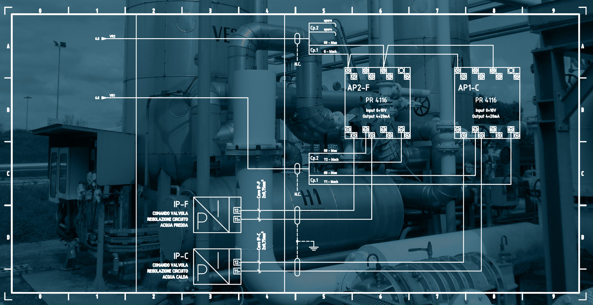 ENGIGNEERING_CONSTRUCTION_QUADRO_ELETTRICO_schema